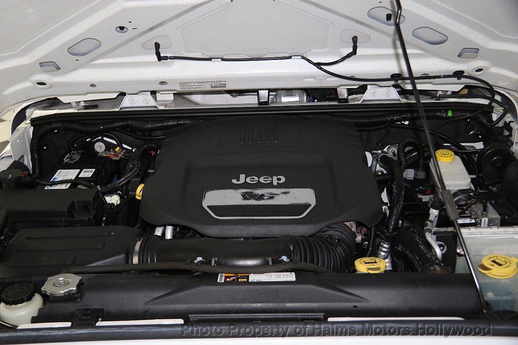 2014 Jeep Wrangler 4WD 2dr Sport - 16894515 - 28