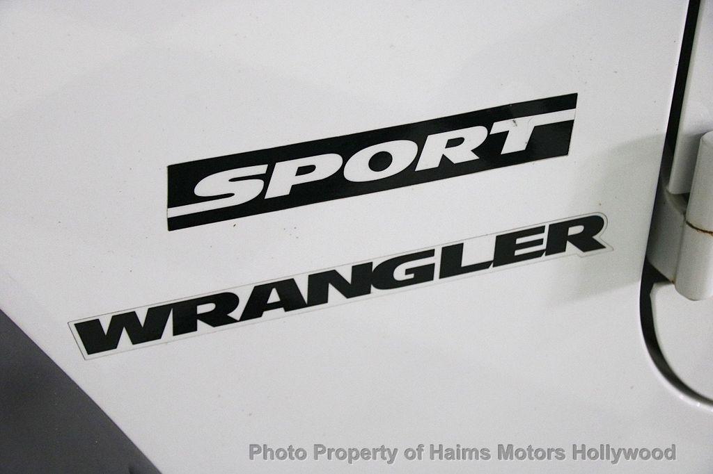 2014 Jeep Wrangler 4WD 2dr Sport - 16894515 - 7