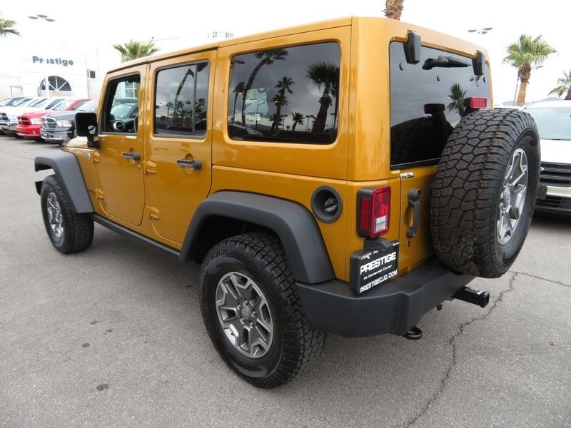 2014 Jeep WRANGLER UNLIMITED RUBICON - 17210106 - 9