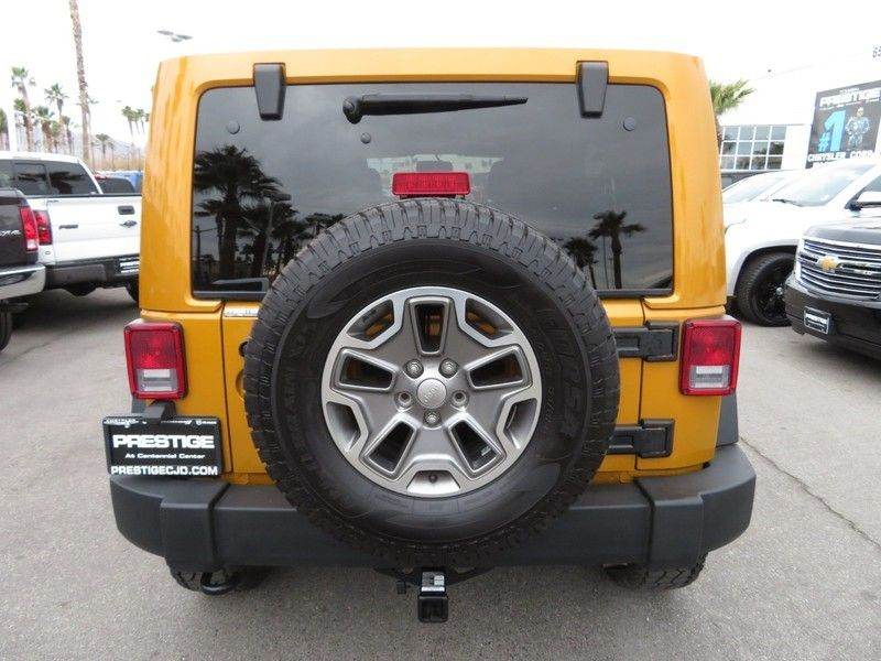 2014 Jeep WRANGLER UNLIMITED RUBICON - 17210106 - 10