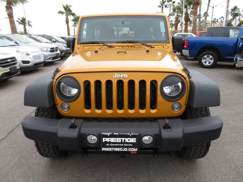 2014 Jeep WRANGLER UNLIMITED RUBICON - 17210106 - 1