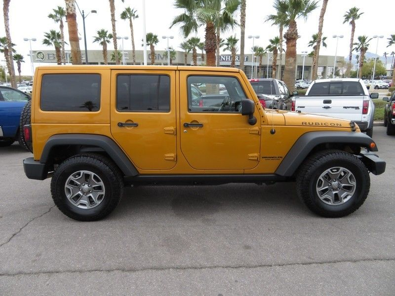 2014 Jeep WRANGLER UNLIMITED RUBICON - 17210106 - 3