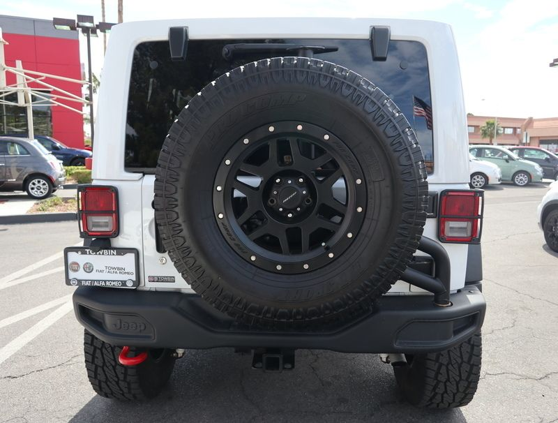 2014 Jeep WRANGLER UNLIMITED RUBICON - 17407018 - 9