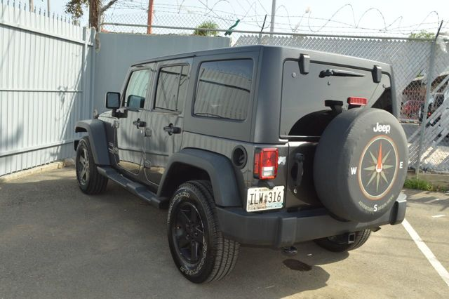 2014 Jeep Wrangler Unlimited Sport - 19002090 - 6