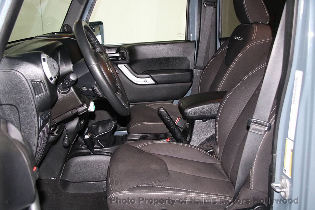 2014 Jeep Wrangler Unlimited 4WD 4dr Rubicon - 17409672 - 18