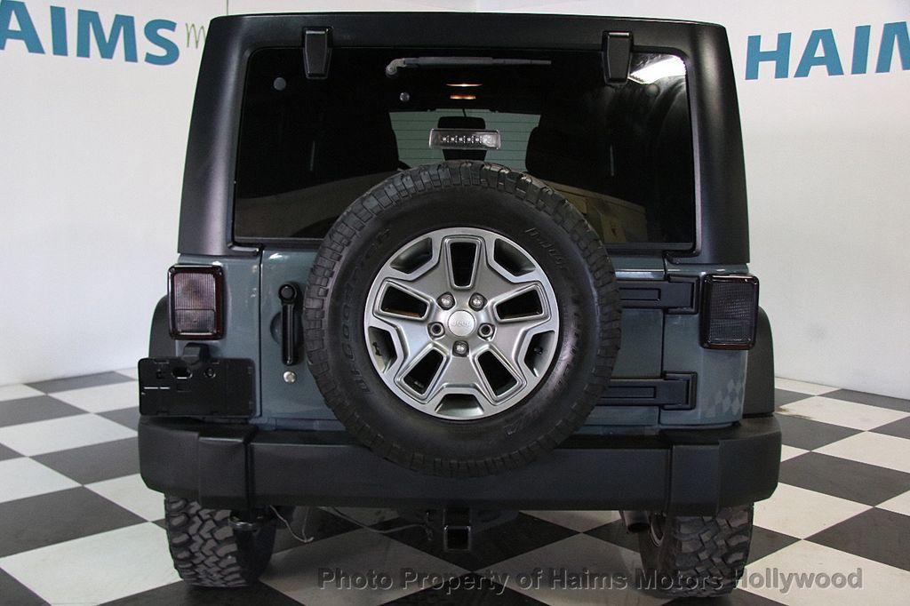 2014 Jeep Wrangler Unlimited 4WD 4dr Rubicon - 17409672 - 5