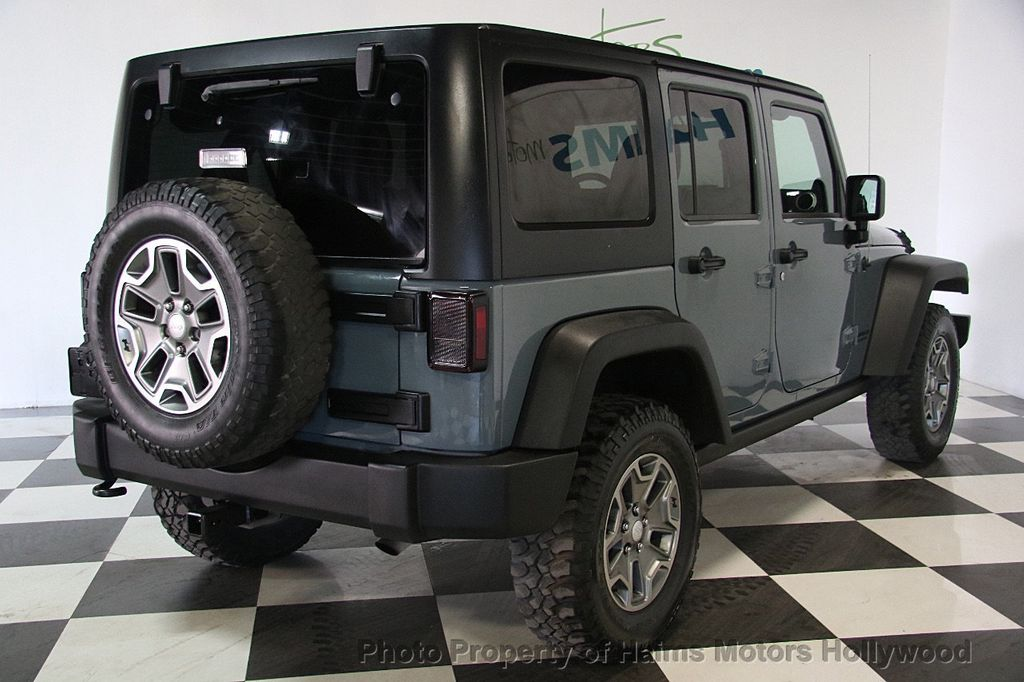 2014 Jeep Wrangler Unlimited 4WD 4dr Rubicon - 17409672 - 6