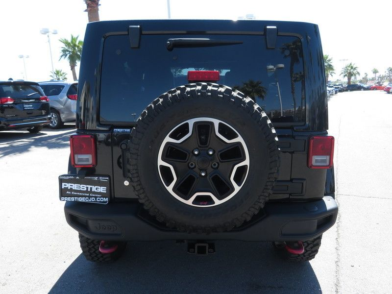 2014 Jeep Wrangler Unlimited 4WD 4dr Rubicon X - 17638492 - 9