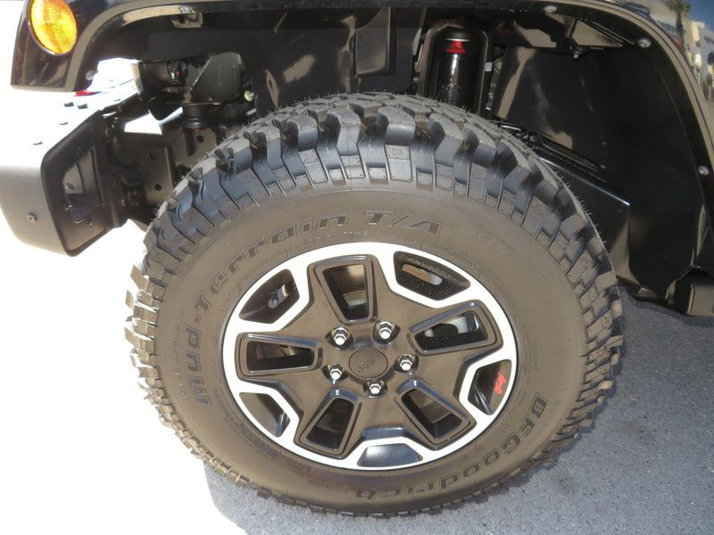 2014 Jeep Wrangler Unlimited 4WD 4dr Rubicon X - 17638492 - 14