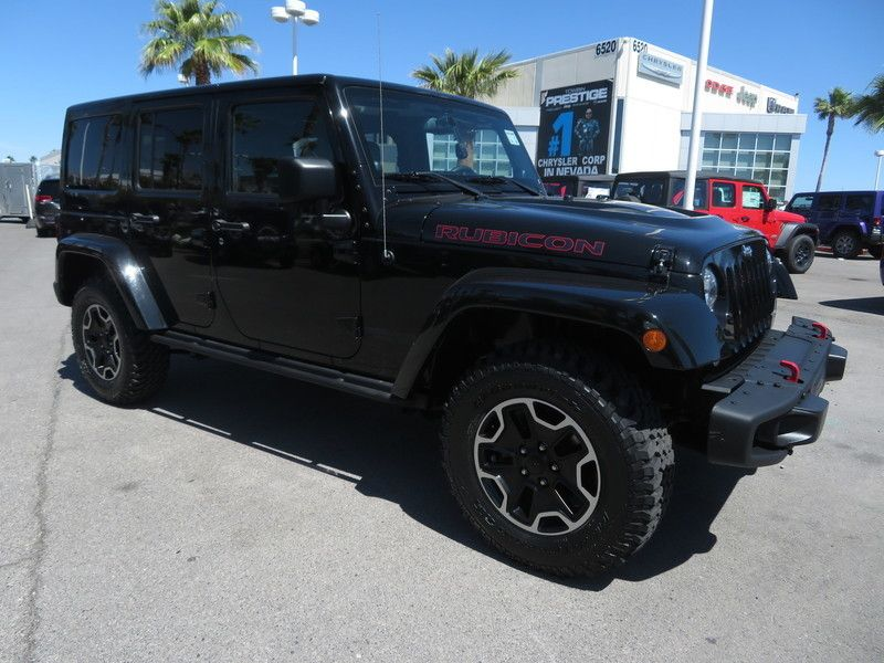 2014 Jeep Wrangler Unlimited 4WD 4dr Rubicon X - 17638492 - 2