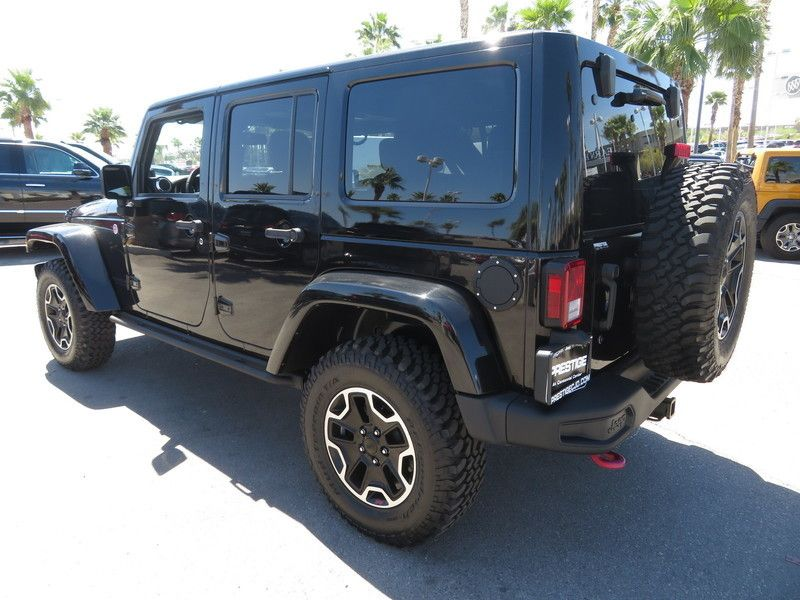 2014 Jeep Wrangler Unlimited 4WD 4dr Rubicon X - 17638492 - 8