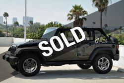 2014 Jeep Wrangler Unlimited - 1C4BJWDG1EL112070