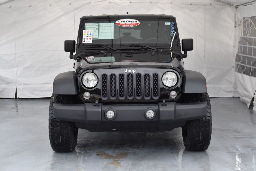 2014 Jeep Wrangler Unlimited 4WD 4dr Willys Wheeler - 18343621 - 3