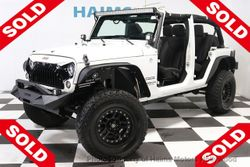 2014 Jeep Wrangler Unlimited - 1C4BJWDG7EL134526