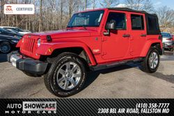 2014 Jeep Wrangler Unlimited - 1C4HJWEG6EL128516