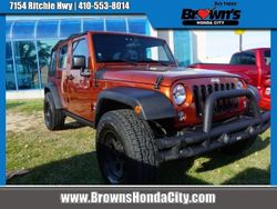 2014 Jeep Wrangler Unlimited - 1C4BJWDG7EL297211