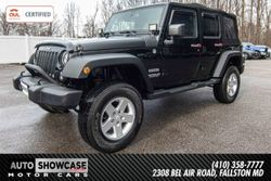 2014 Jeep Wrangler Unlimited - 1C4BJWDG2EL133784