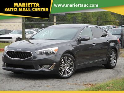 2014 Kia Cadenza 4dr Sedan Limited