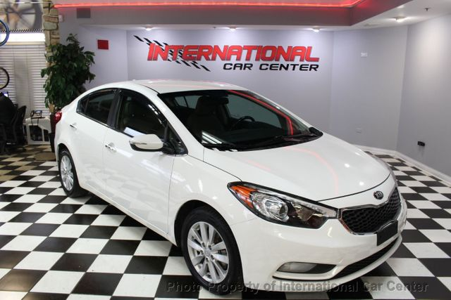 2014 used kia forte 4dr sedan automatic ex at international car center serving lombard il iid 19771472 international car center