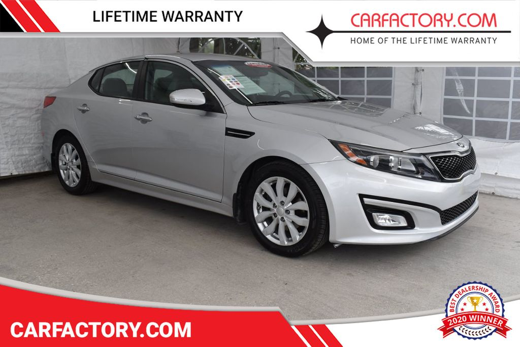 2014 Kia Optima 4dr Sedan EX - 18448709 - 0
