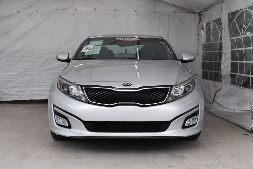 2014 Kia Optima 4dr Sedan EX - 18448709 - 2