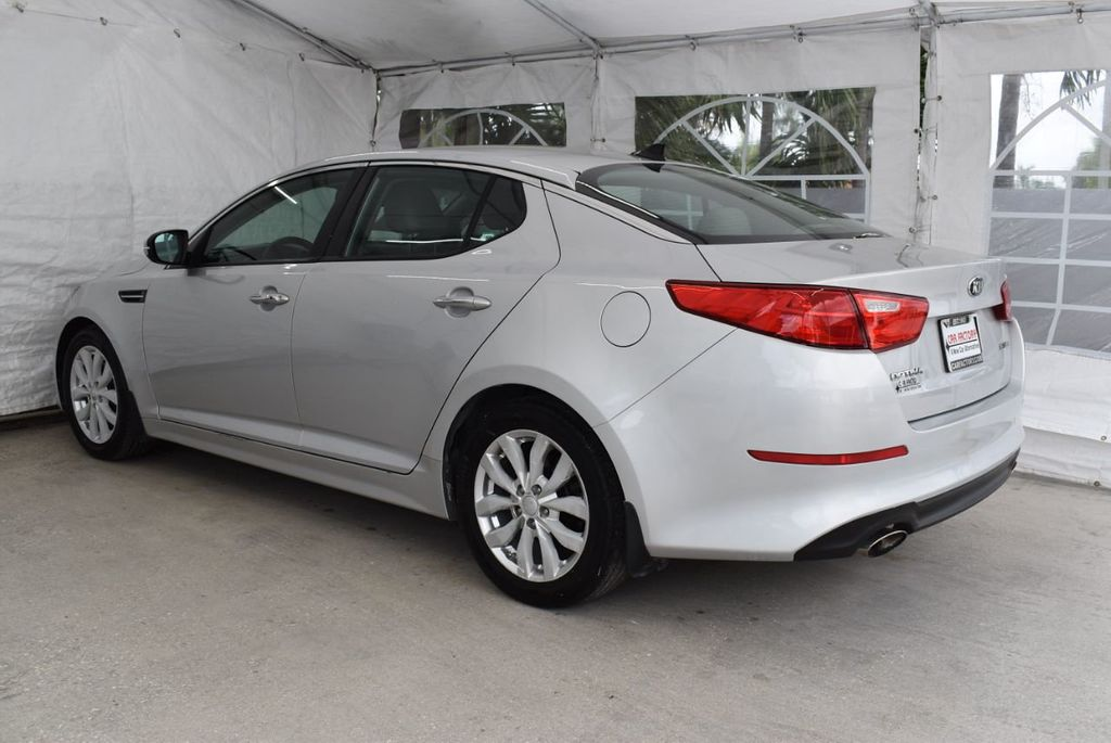 2014 Kia Optima 4dr Sedan EX - 18448709 - 3