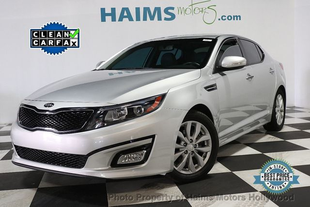 2014 Used Kia Optima 4dr Sedan EX At Haims Motors Serving Fort Lauderdale,  Hollywood, Miami, FL, IID 17812980