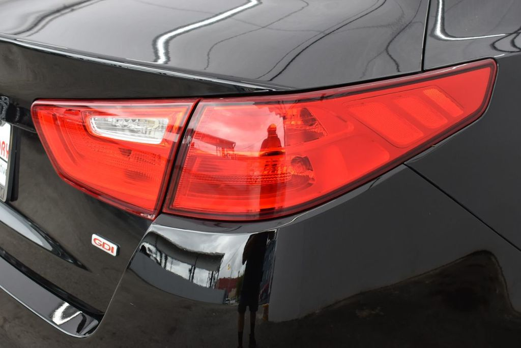 2014 Kia Optima 4dr Sedan LX - 18359547 - 1