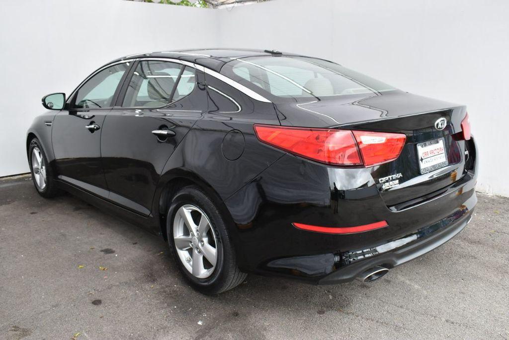 2014 Kia Optima 4dr Sedan LX - 18359547 - 3