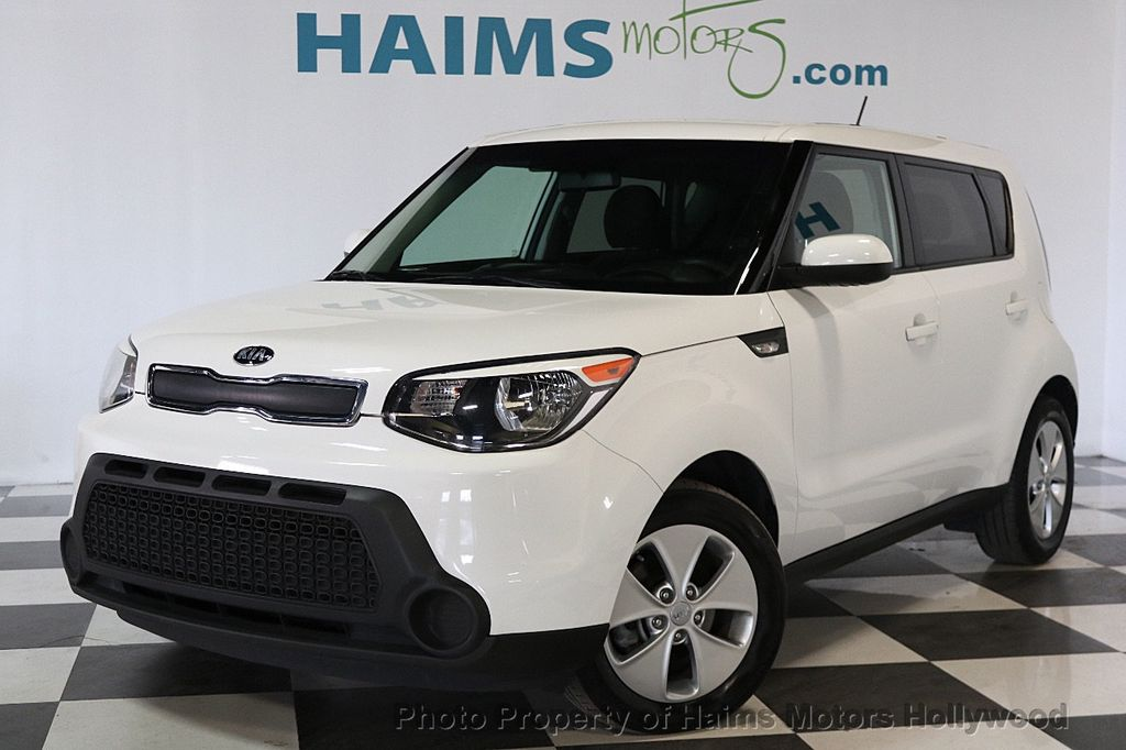 2014 Used Kia Soul At Haims Motors Serving Fort Lauderdale