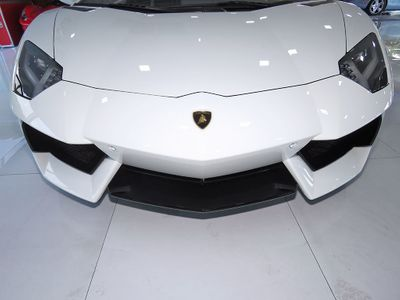 2014 Lamborghini Aventador LP700-4 Coupe - Click to see full-size photo viewer