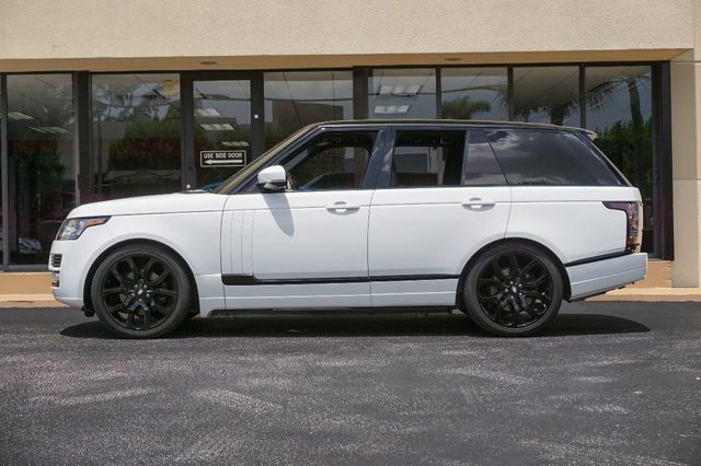 2014 Land Rover Range Rover 4WD 4dr HSE SUV for Sale Miami, FL - $55,900 -  Motorcar com