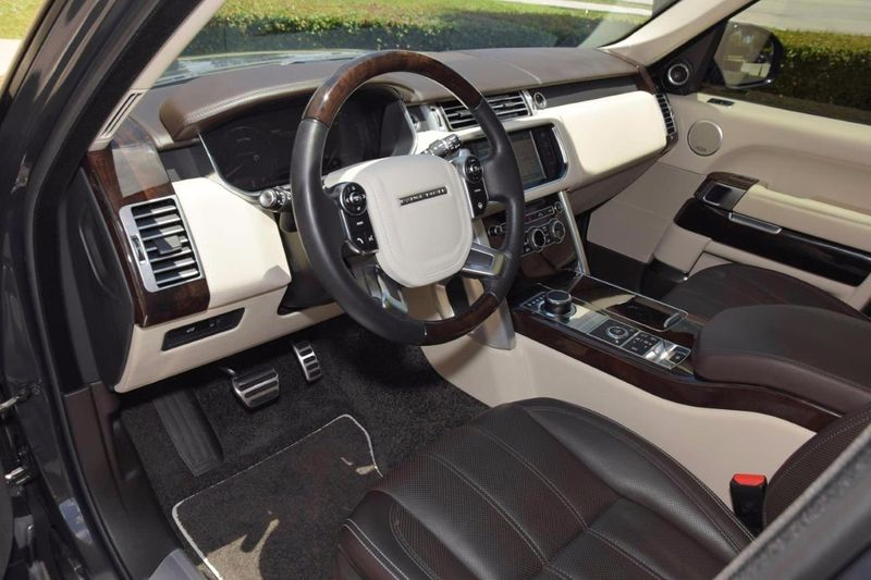 2014 Range Rover Interior >> 2014 Used Land Rover Range Rover 4wd 4dr Sc Autobiography At The