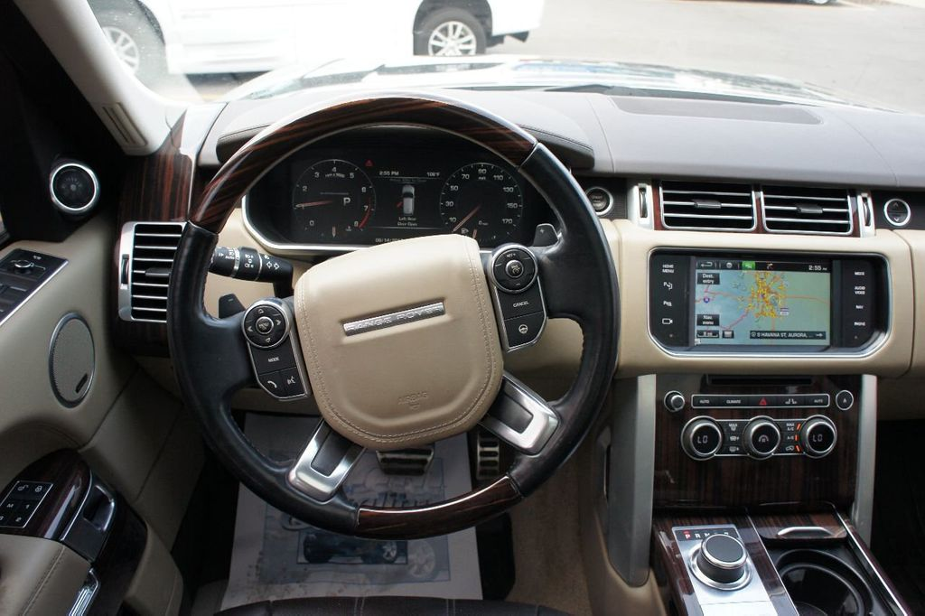 2014 Land Rover Range Rover 4WD 4dr Supercharged - 17745276 - 10