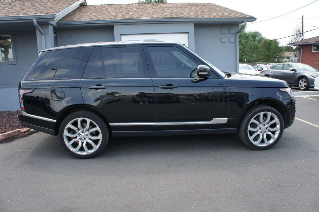2014 Land Rover Range Rover 4WD 4dr Supercharged - 17745276 - 2