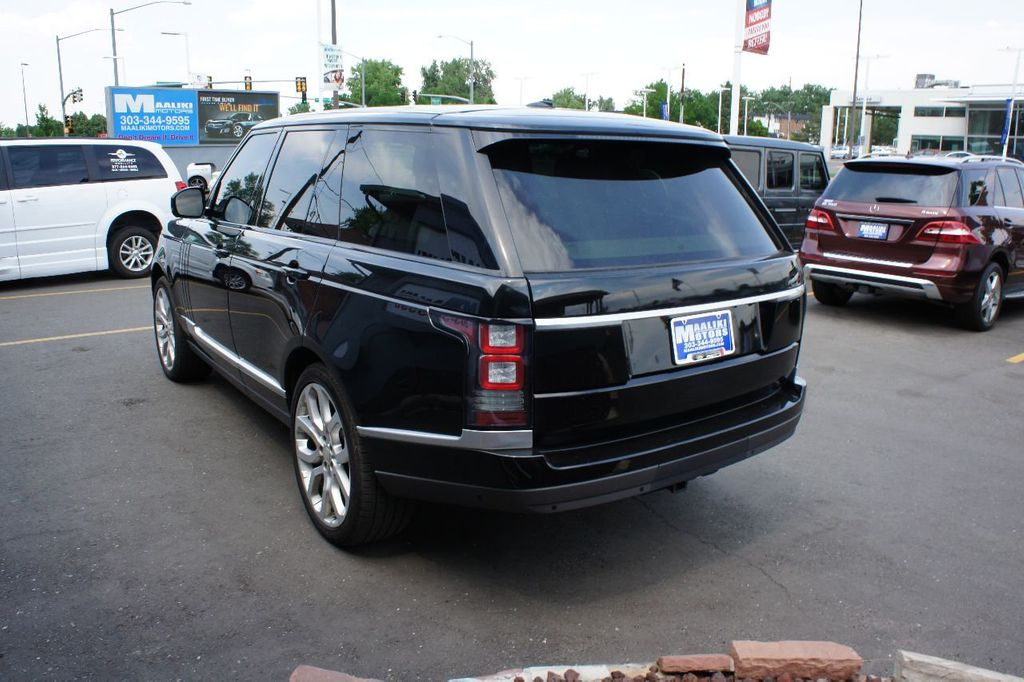 2014 Land Rover Range Rover 4WD 4dr Supercharged - 17745276 - 5
