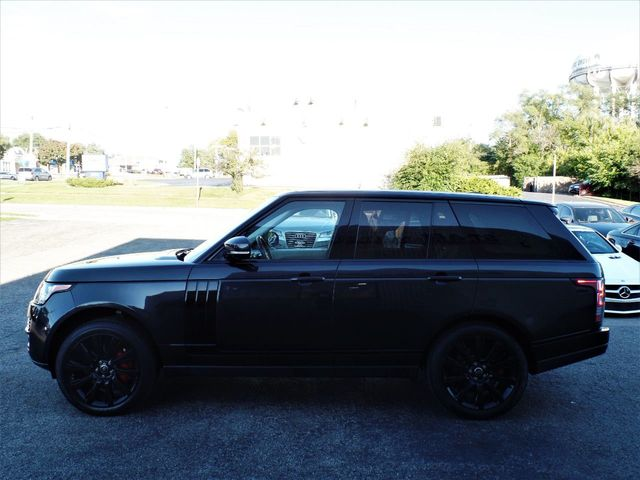 2014 Land Rover Range Rover 4WD 4dr Supercharged - Click to see full-size photo viewer