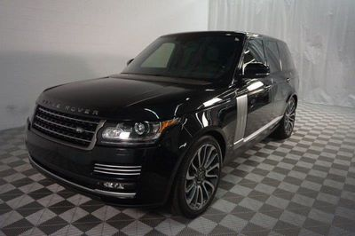 2014 Land Rover Range Rover 4WD 4dr Supercharged Autobiography - Click to see full-size photo viewer