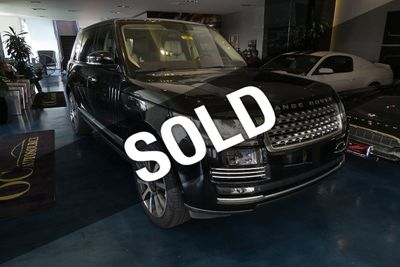 2014 Land Rover Range Rover 4WD 4dr Supercharged Autobiography LWB SUV