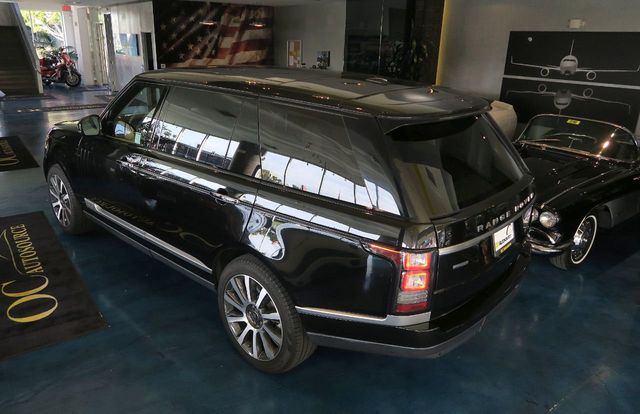 2014 Land Rover Range Rover 4WD 4dr Supercharged Autobiography LWB - Click to see full-size photo viewer
