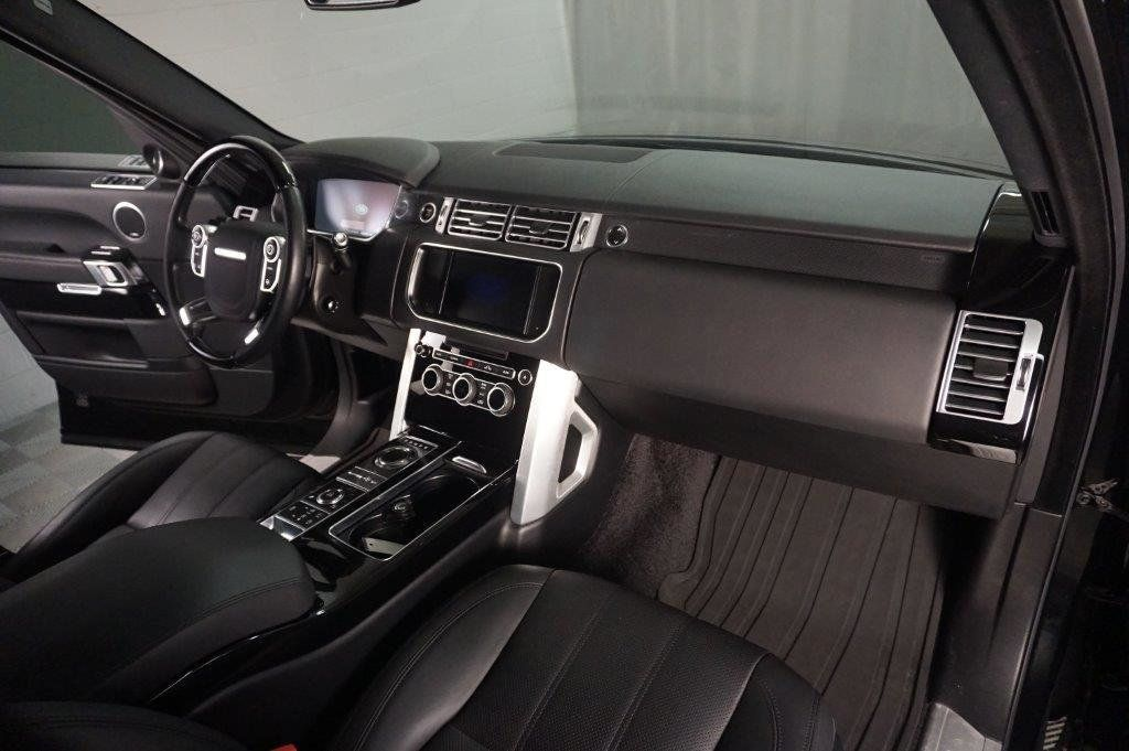 2014 Land Rover Range Rover 4WD 4dr Supercharged Ebony Edition - 17385657 - 13
