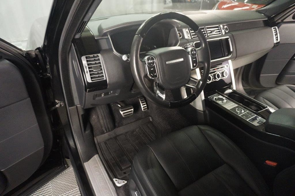 2014 Land Rover Range Rover 4WD 4dr Supercharged Ebony Edition - 17385657 - 17