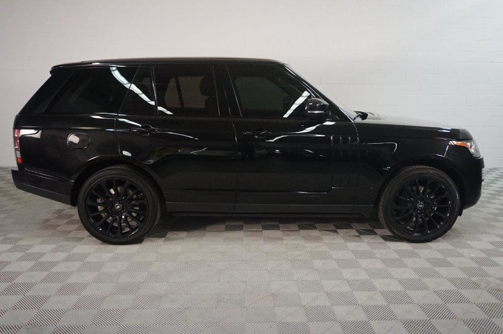 2014 Land Rover Range Rover 4WD 4dr Supercharged Ebony Edition - 17385657 - 1