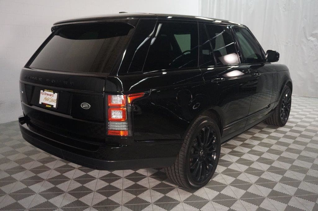 2014 Land Rover Range Rover 4WD 4dr Supercharged Ebony Edition - 17385657 - 3