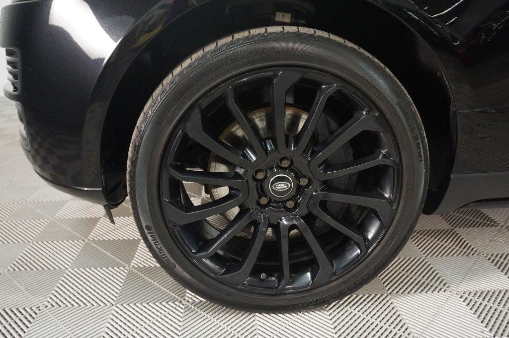 2014 Land Rover Range Rover 4WD 4dr Supercharged Ebony Edition - 17385657 - 6