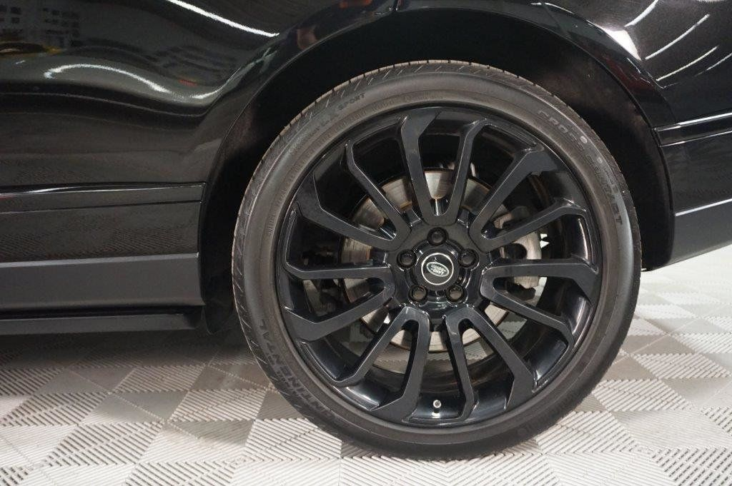 2014 Land Rover Range Rover 4WD 4dr Supercharged Ebony Edition - 17385657 - 7
