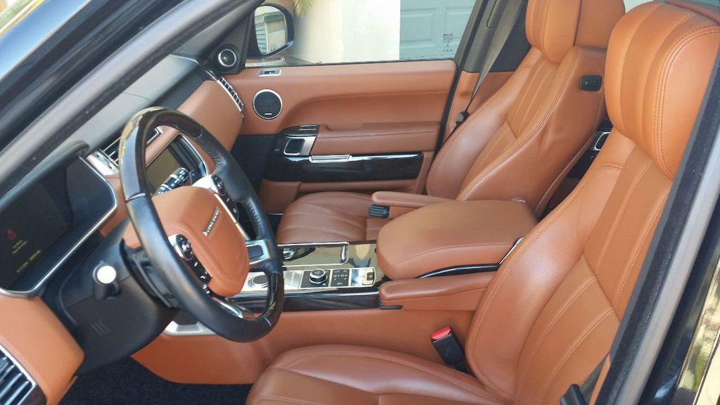 2014 Land Rover Range Rover HSE SuperCharged Autobiography - 15697756 - 11