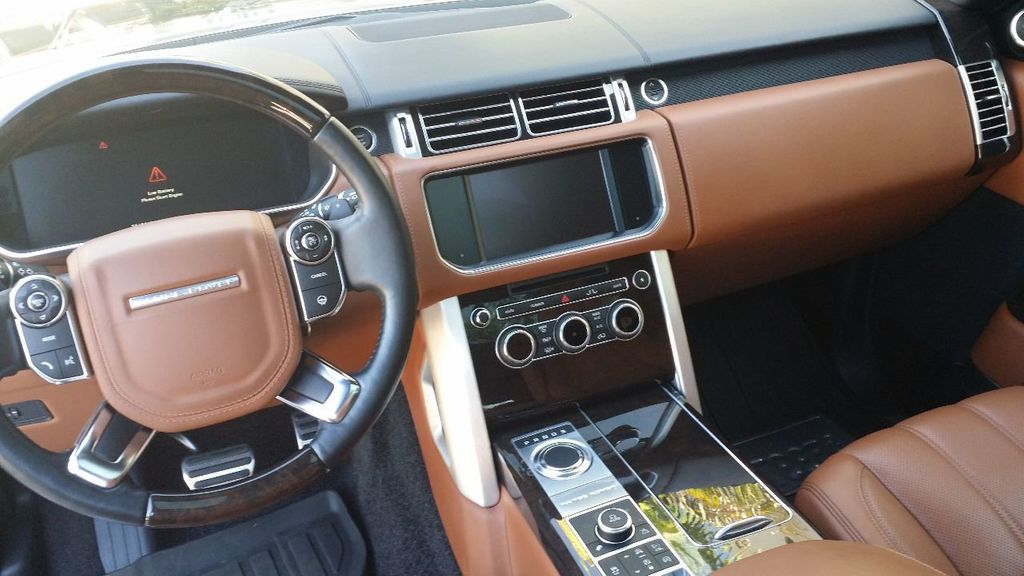 2014 Land Rover Range Rover HSE SuperCharged Autobiography - 15697756 - 17