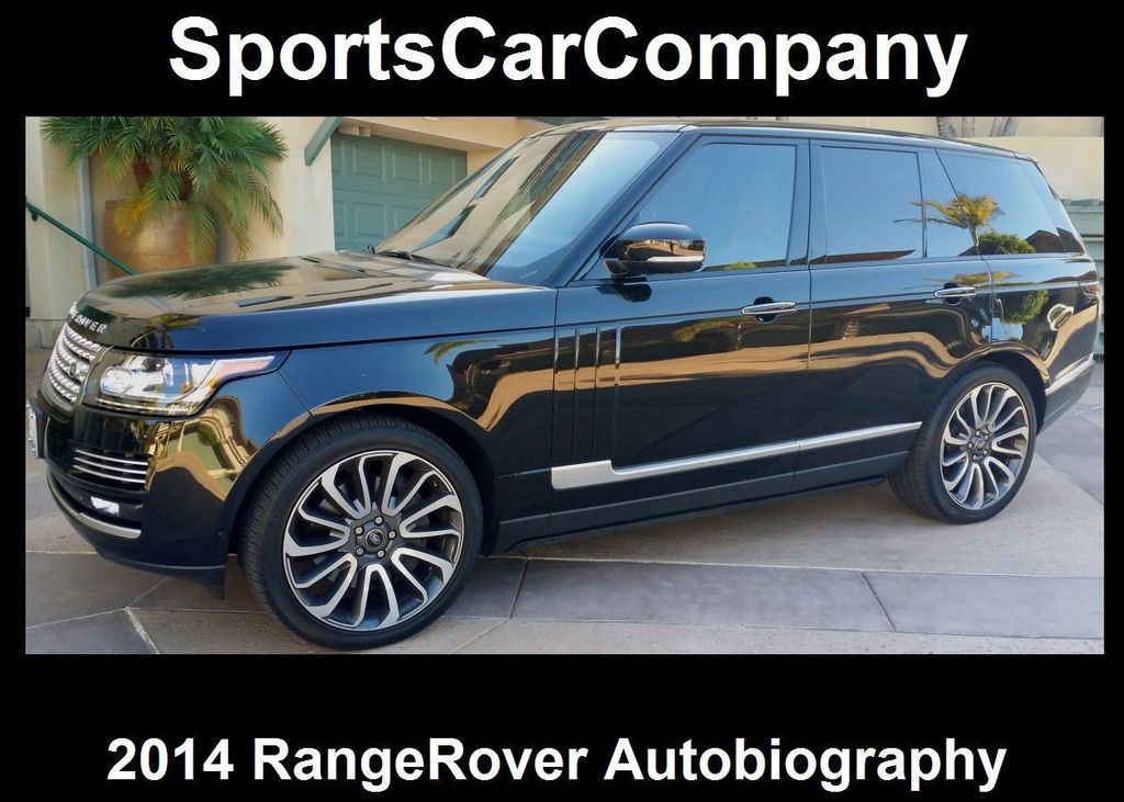 2014 Land Rover Range Rover HSE SuperCharged Autobiography - 15697756 - 1