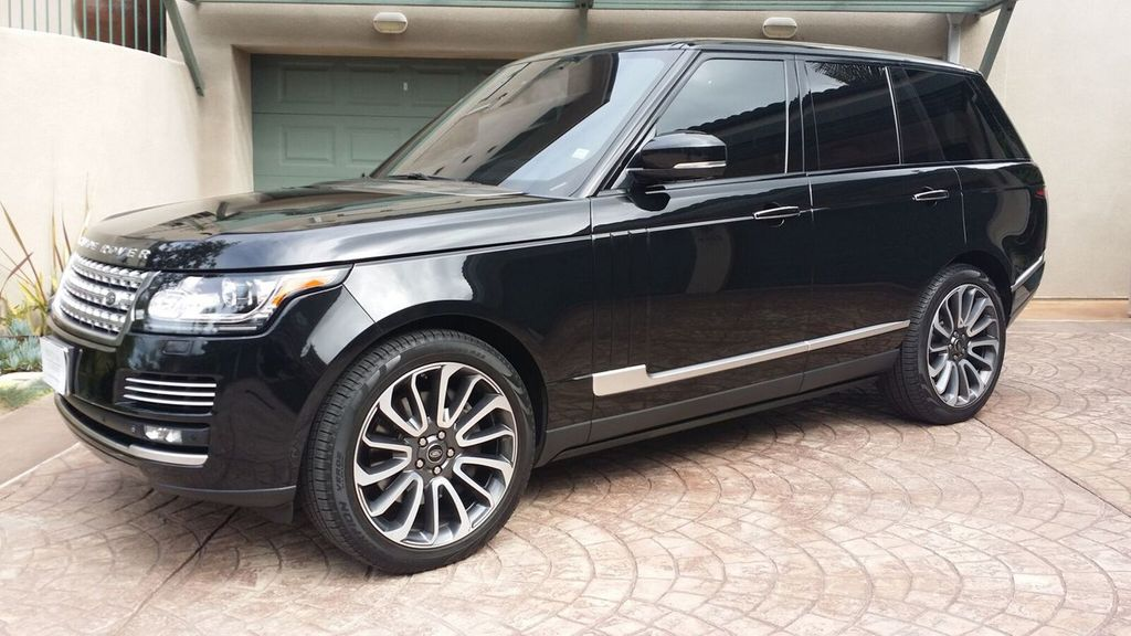 2014 Land Rover Range Rover HSE SuperCharged Autobiography - 15697756 - 24